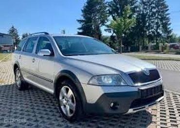 Predaj, Škoda Octavia Scout 4x4, manuál, r.v. 2009