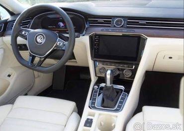 VW passat variant hl 140kw SK dsg 7st.