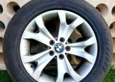 Predam zimnu sadu na BMW X5 5x120 255/55 R18