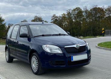 Škoda Roomster 1.4 MPI + LPG