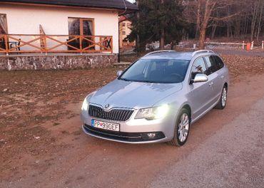 Škoda Superb Combi 2.0 TDI CR Elegance Facelift 1.Majiteľ