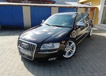 Audi S8 5,2 qauttro