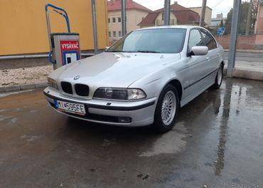 Predam/Vymenim BMW e39 530D