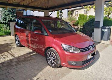 Volkswagen Touran 2,0TDI