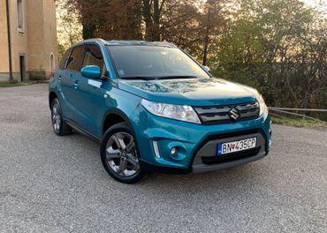 Suzuki Vitara 1.6 VVT Premium 4WD•32.000KM•KÚPENÁ V SR•R17•