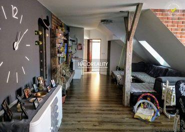Predaj, trojizbový byt Lučenec, centrum - ZNÍŽENÁ CENA - EXK