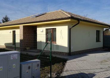 Predaj 4-izbový rodinný dom, novostavba, Lehnice