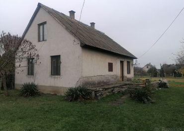 Rodinný dom, chalupa na predaj, Tornyosnémeti