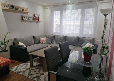 Rezervácia potvrdená 3-izbového bytu 71m2 v Ružomberku...