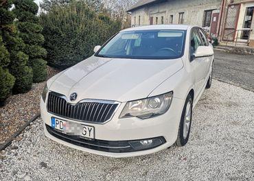 Škoda Superb Elegance 2.0 TDI 103KW.2015