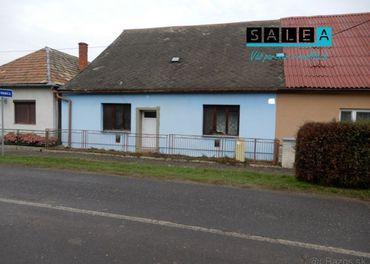 Rodinný dom, 120 m2, neďaleko termálne kúpalisko, Santovka,
