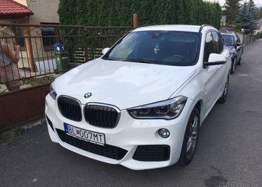 bmw X1 25 M sport Xdrive 170KW TOP  - ESTE V ZARUKE -