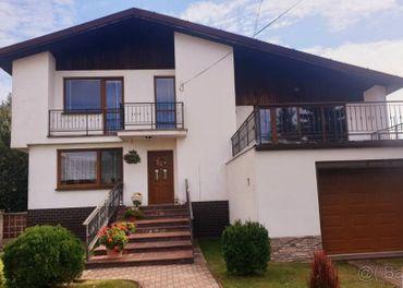 REB.sk Na predaj nádherný 6.izbový rodinný dom v Plaveckom Š