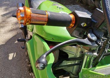 VYMENÍM PONUKNITE 499€ Kawasaki gpz kle ex 500 rv1992 48234k
