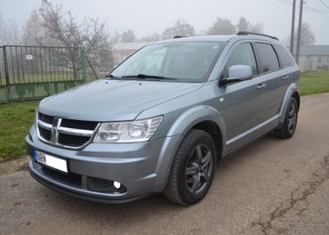 Dodge Journey 2,0 CRD 7-miest
