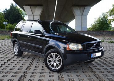 Volvo XC90 T6 Summum A/T 7miest LPG NA SPLÁTKY