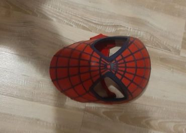 Spider-man maska