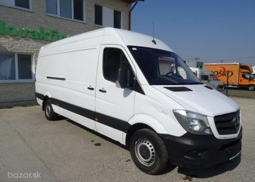 Mercedes Sprinter 313 CDI VIN 306