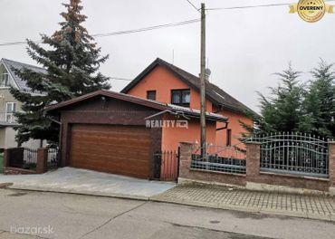 Predaj, rodinný dom, Kysucké Nové Mesto, Kukučínova ul.