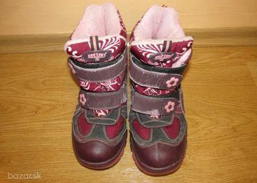 Zimné topánky v. 35