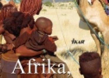 Afrika, moja láska ,Corinne Hofmann