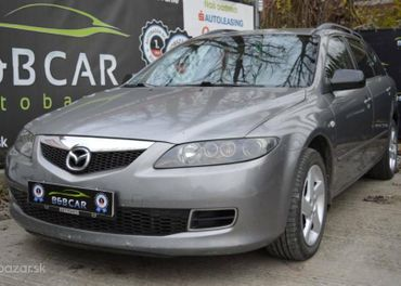 Mazda 6 Combi (Wagon) 6  2.0 MZDR-CD Comfort