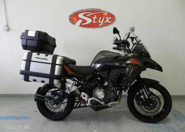 Benelli TRK 502X ABS