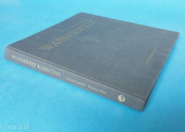 Buch : Wasserwelt - Kärntens