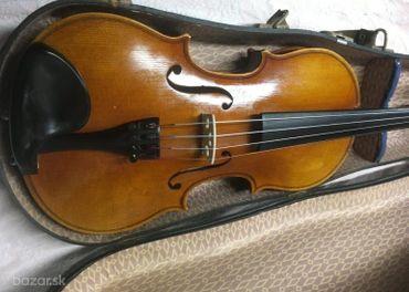 Predám husle 3/4 Cremona Luby
