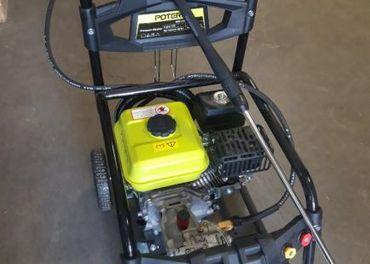 Motorový benzínový vysokotlakový čistič