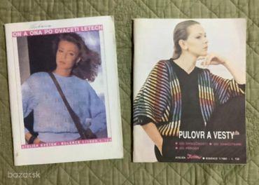 Knihy pletenia