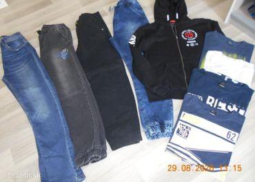 Balík oblečenia veľ. 170