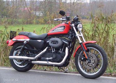 Harley-Davidson XL 883 R Roadster
