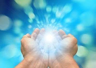 Liečivá energia biele svetlo