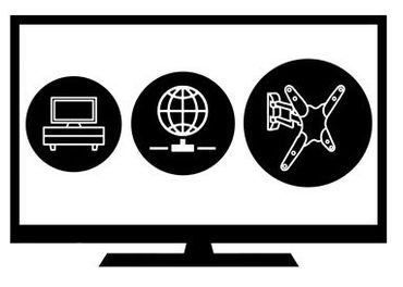 Montáž TV na stenu, projektora + elektro