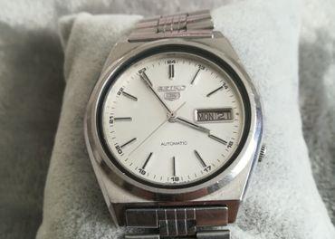 Predám hodinky Seiko 5 automatic