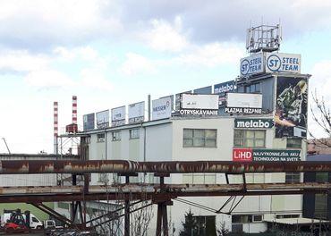 Billboardy Košice Južný obchvat mesta