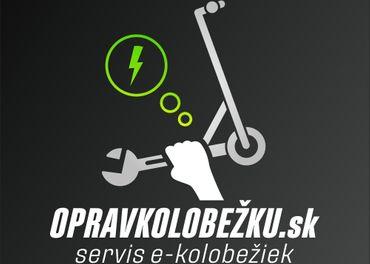 Servis/Oprava elektrických kolobežiek - OpravKolobežku.sk
