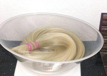 100% Európske vlasy a predlžovanie