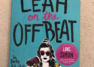 leah on the offbeat - becky albertall