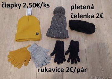 Nové dámske šály/šatky,čiapky