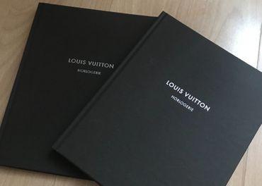 Knihy Louis Vuitton  Horlogerie,Originál