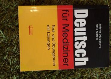 Deutsch für Mediziner- Nemecký jazyk pre zdravotníkov