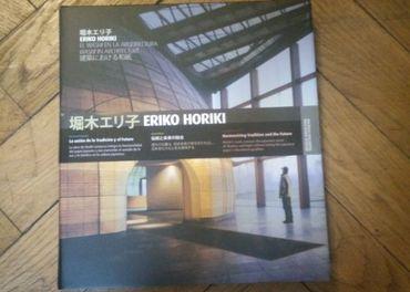Kniha Eriko Horiki - Washi in Architecture