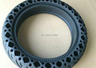 pneu na xiaomi elektrokolobežku plná pneumatika