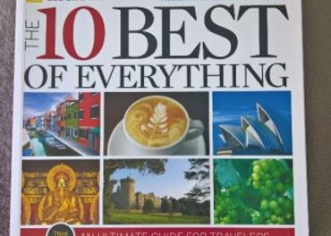 The 10 Best of Everything, Third Edition: An Ultimate Guide