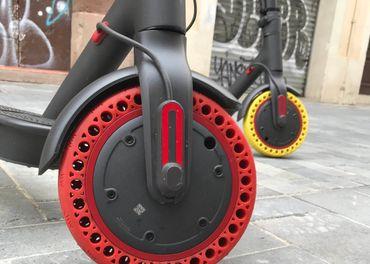 Bezvzduchové pneu (plast) pro Xiaomi 365 & Pro