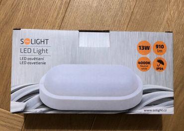 Svietidlo LED IP54 (Kúpelňa, exteriér)