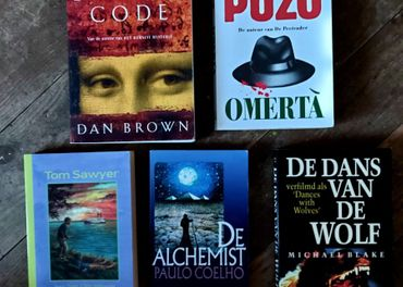 Holandske knihy