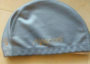 textilná plavecká čiapka